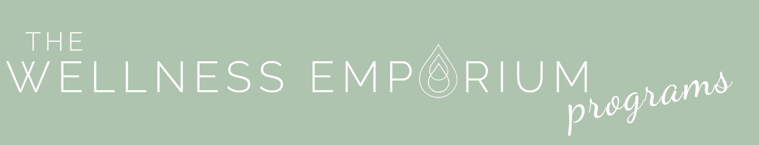 The Wellness Emporium Programs